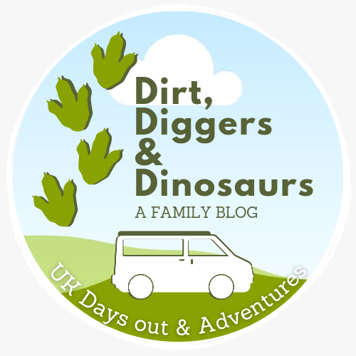 Dirt, Diggers and Dinosaurs